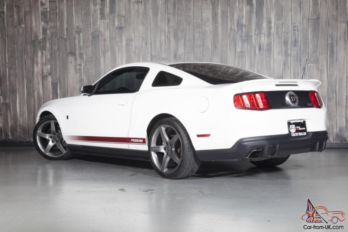 2012 ford mustang gt premium roush stage 2. Black Bedroom Furniture Sets. Home Design Ideas