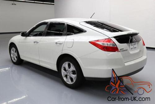 2011 Honda Accord Crosstour Ex L Htd Seats Sunroof