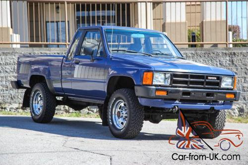 1985 toyota other pickup sr5 4x4 xtra cab. Black Bedroom Furniture Sets. Home Design Ideas