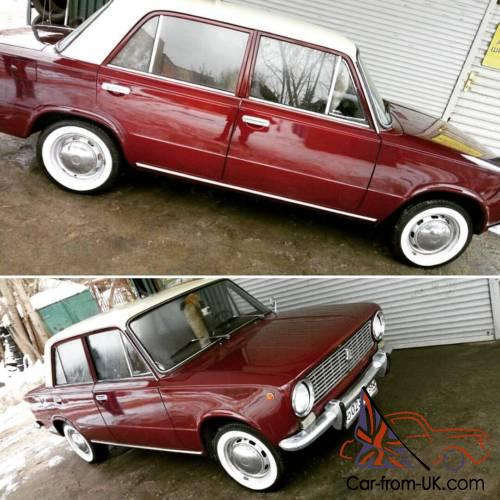 1971 Other Makes VAZ 2101