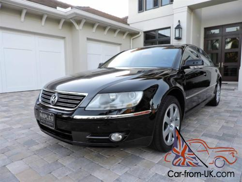 2004 volkswagen phaeton premiere edition w12. Black Bedroom Furniture Sets. Home Design Ideas