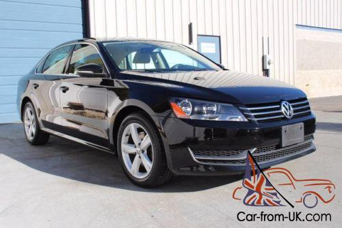 2012 volkswagen passat se 2 5l automatic sedan one owner. Black Bedroom Furniture Sets. Home Design Ideas