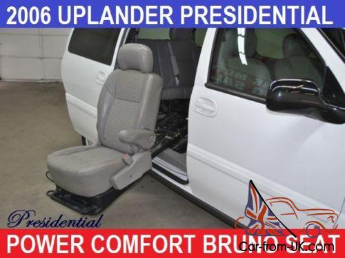 Cool 2006 Chevrolet Other Bruno Comfort Seat Cjindustries Chair Design For Home Cjindustriesco
