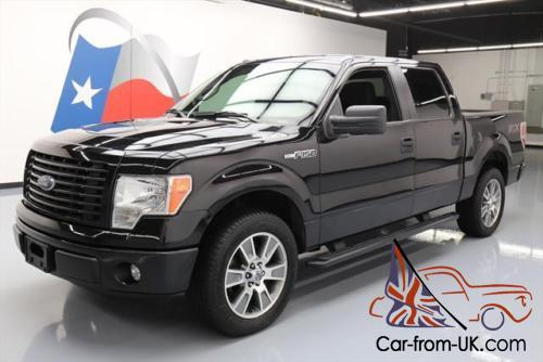 2014 ford f 150 stx sport 5 0l supercrew 20 wheels. Black Bedroom Furniture Sets. Home Design Ideas