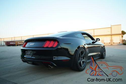 2015 ford mustang gt performance package 1 owner no accidents. Black Bedroom Furniture Sets. Home Design Ideas