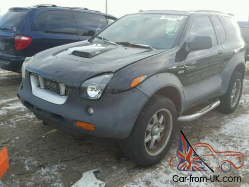 1999 isuzu vehicross for sale