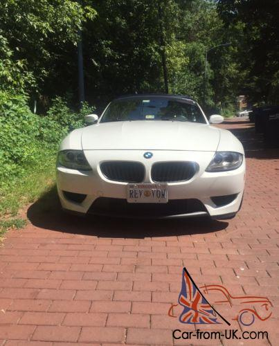 Bmw Z4 Convertible: 2008 BMW Z4 M Roadster