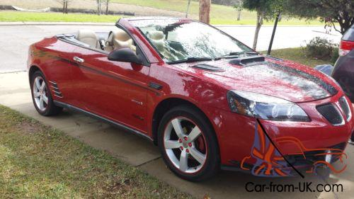 2007 pontiac g6 custom hardtop convertible. Black Bedroom Furniture Sets. Home Design Ideas