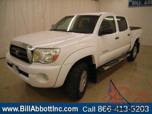 2008 toyota tacoma prerunner v6 double cab trd off road. Black Bedroom Furniture Sets. Home Design Ideas