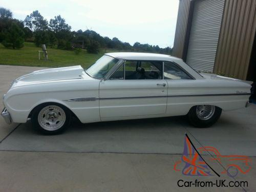Sale on 1963 ford falcon sprint specifications