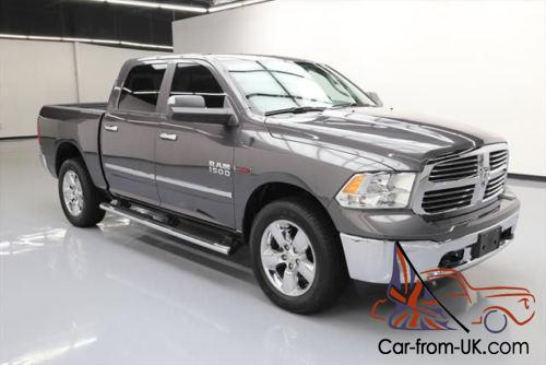 2016 dodge ram 1500 big horn crew ecodiesel 4x4. Black Bedroom Furniture Sets. Home Design Ideas