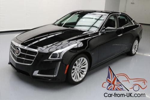2014 cadillac cts performance awd pano roof nav. Black Bedroom Furniture Sets. Home Design Ideas
