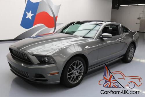 2014 Ford Mustang V6 PREMIUM 6-SPEED GLASS ROOF