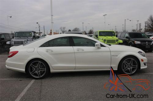 2012 mercedes benz cls class 4dr coupe cls63 amg rwd for Mercedes benz of columbia