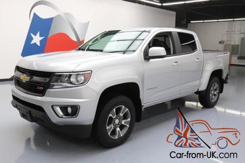 2016 chevrolet colorado crew 4x4 z71 heated seats nav. Black Bedroom Furniture Sets. Home Design Ideas