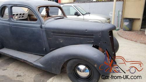 1936 plymouth 5 window coupe deluxe for 1936 plymouth 5 window coupe sale
