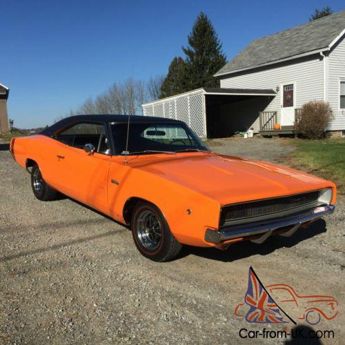 Dodge Charger For Sale: 1968 Dodge Charger Bengal Charger