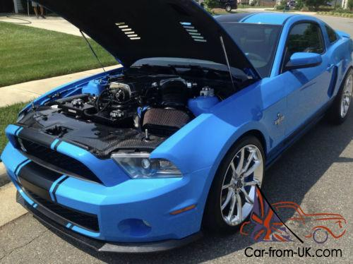 2012 ford mustang shelby gt500 super snake 800hp. Black Bedroom Furniture Sets. Home Design Ideas