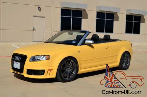 2008 audi rs4 convertible. Black Bedroom Furniture Sets. Home Design Ideas