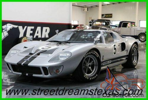 1966 Ford Gtrhcarfromuk: Ford Gt40 Vin Number Location At Gmaili.net