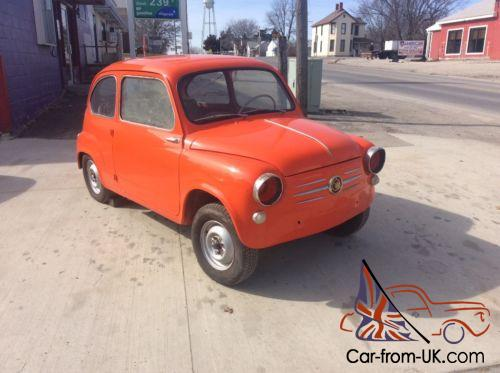 1958 fiat other rh car from uk com