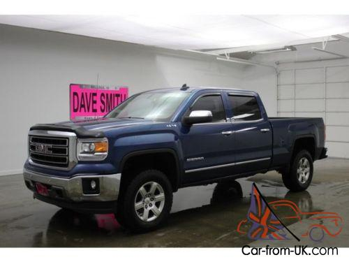 2015 gmc sierra 1500 4wd crew cab 153 0 slt. Black Bedroom Furniture Sets. Home Design Ideas