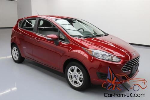 2016 ford fiesta se hatchback bluetooth alloys. Black Bedroom Furniture Sets. Home Design Ideas