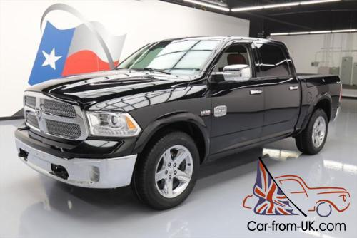 2016 dodge ram 1500 longhorn crew hemi leather nav. Black Bedroom Furniture Sets. Home Design Ideas