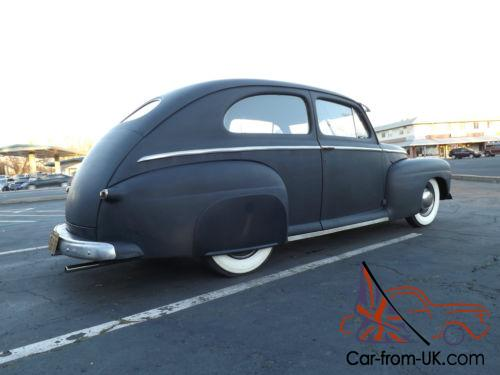 1946 Ford Other Mild Custom Lowered Tail Dragger Deluxe Ford