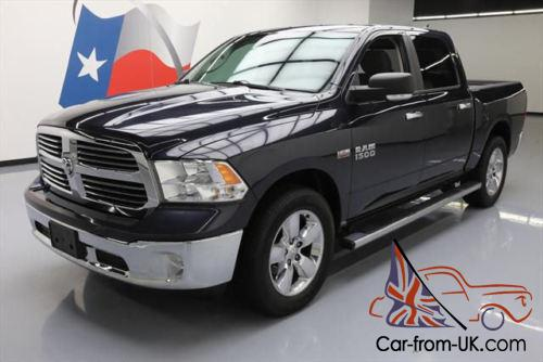 2013 dodge ram 1500 lone star crew cab hemi 20 39 s. Black Bedroom Furniture Sets. Home Design Ideas