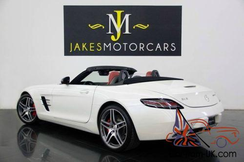 2014 mercedes benz sls amg roadster 1 owner publicscrutiny Choice Image