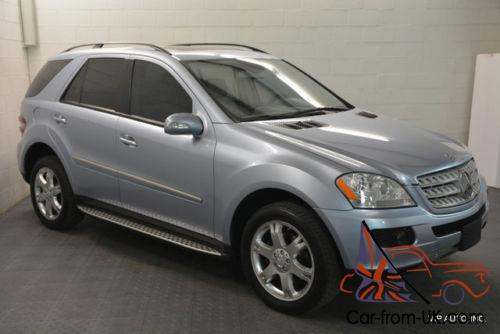 2007 mercedes benz m class ml350 4matic 4dr 3 5l for 2007 mercedes benz m class ml350