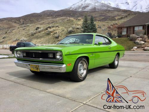 1970 plymouth duster1972 Plymouth Duster Mopar Power H Code 340 Youtube #5