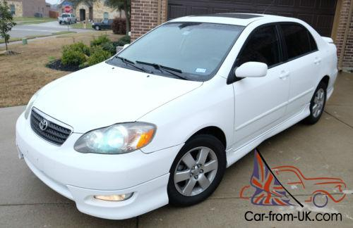 2007 Toyota Corolla S Photo