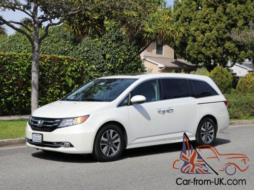 2014 honda odyssey elite touring. Black Bedroom Furniture Sets. Home Design Ideas