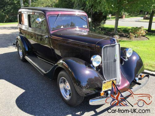 1934 plymouth 2 door sedan street rod for 1934 plymouth 2 door sedan