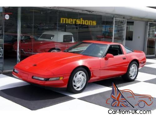 1995 chevrolet corvette. Black Bedroom Furniture Sets. Home Design Ideas