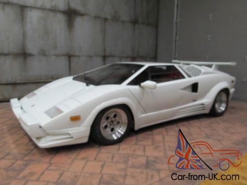 1989 lamborghini countach lp 112 25th anniversary. Black Bedroom Furniture Sets. Home Design Ideas