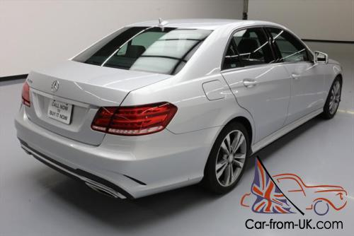 6238f2d05b 2015 Mercedes-Benz E-Class E350 SPORT SEDAN P1 SUNROOF NAV