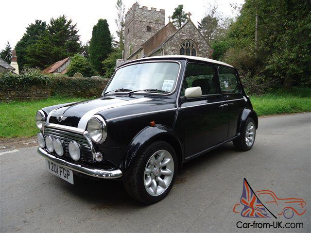 2000 rover mini cooper sport on just 18000 miles from new. Black Bedroom Furniture Sets. Home Design Ideas