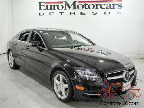 2014 Mercedes Benz CLS Class 4dr Coupe CLS550 4MATIC Photo
