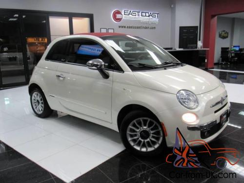 1dfaf1daf82a 2012 Fiat 500 GUCCI 2dr Convertible Photo
