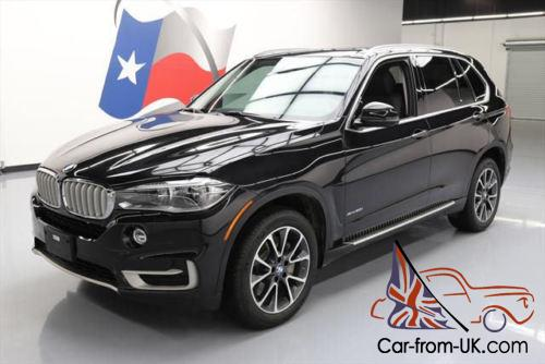 2015 bmw x5 xdrive50i awd xline pano sunroof nav. Black Bedroom Furniture Sets. Home Design Ideas