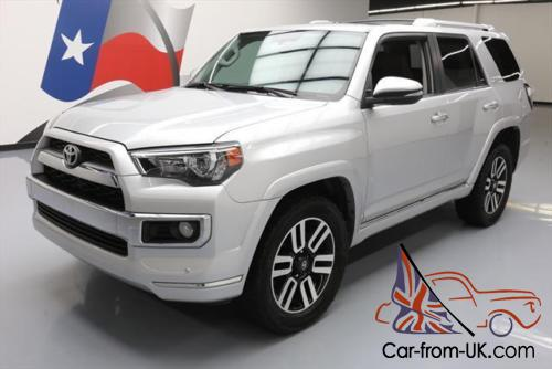 2015 toyota 4runner limited awd sunroof nav 20 39 s. Black Bedroom Furniture Sets. Home Design Ideas