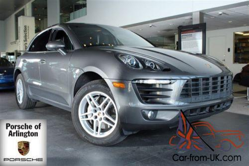 porsche macan manual transmission for sale