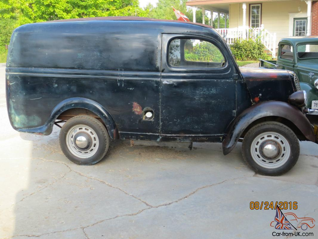 1948 Ford Thames Panel Truck Ebay