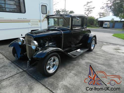 1930 model a ford hot rod 5 window coupe all steel for 1930 ford 5 window coupe for sale