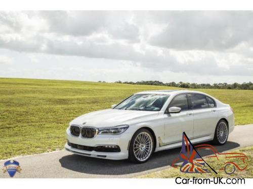 2017 bmw 7 series alpina b7 xdrive. Black Bedroom Furniture Sets. Home Design Ideas