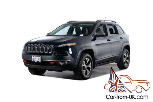 2014 jeep cherokee trailhawk. Black Bedroom Furniture Sets. Home Design Ideas