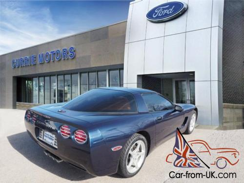 2001 chevrolet corvette for Currie motors ford frankfort il